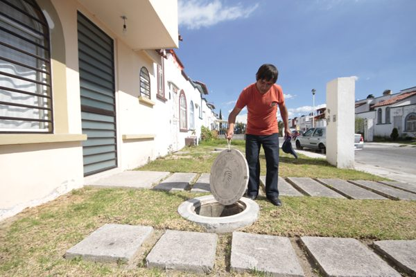 Cobra Agua de Puebla por un servicio que da una vez al mes: usuarios