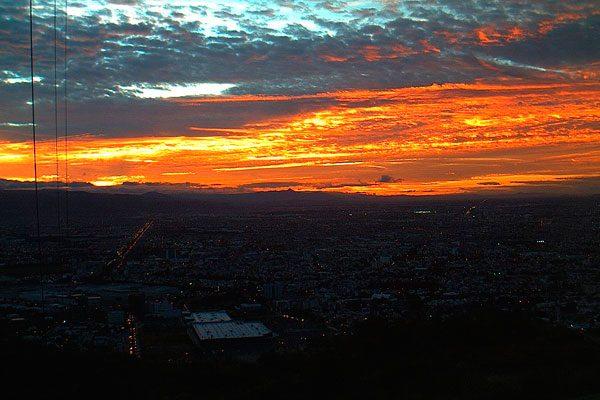 De norte a sur, el sol se asoma en todo México
