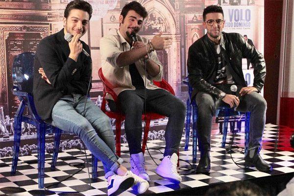 Il Volo regresa a México para promover su álbum Los Tres Tenores