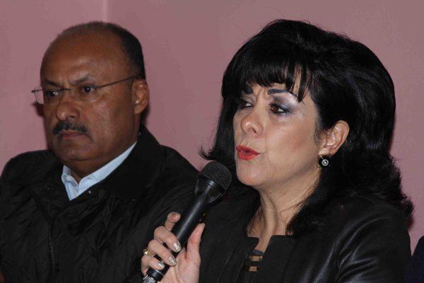 Integran a Saldaña a Asamblea Constituyente de la CDMX