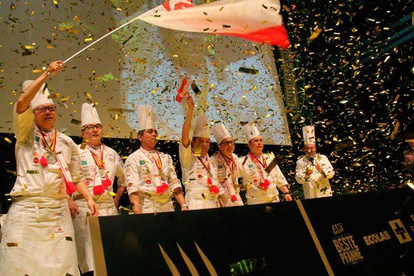 Oro y dos bronces obtienen chefs mexicanos en olimpiada culinaria