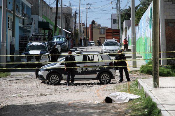 Hombre muere en Momoxpan
