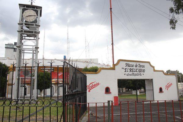 Gobierno pone a la venta la plaza de toros El Relicario