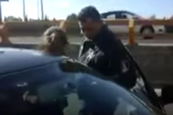 Fueron dos las personas agredidas por policía estatal en el Periférico