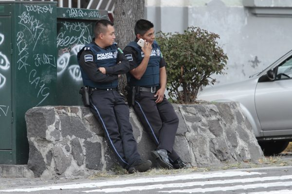 Escasez de policías afecta por igual en los municipios del estado