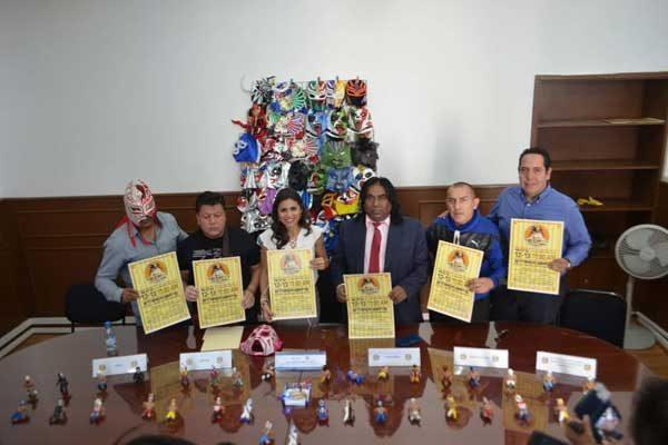 Rudos y técnicos se verán cara a cara en la Expo Lucha Libre en Puebla