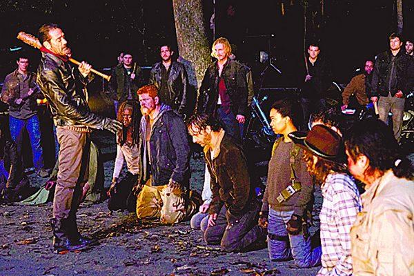 ¡Terminó la espera! The Walking Dead estrenó su séptima temporada