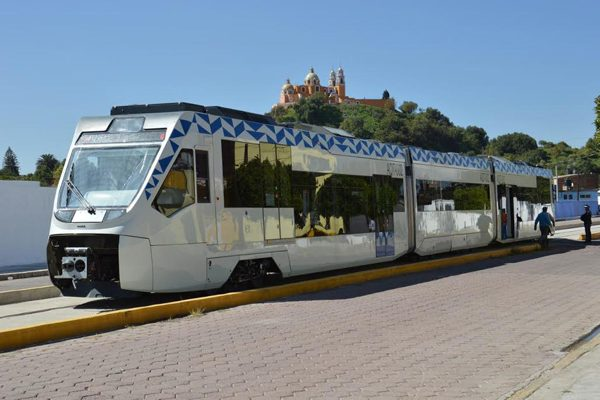 Pide San Pedro Cholula tarifa preferencial para Tren Turístico