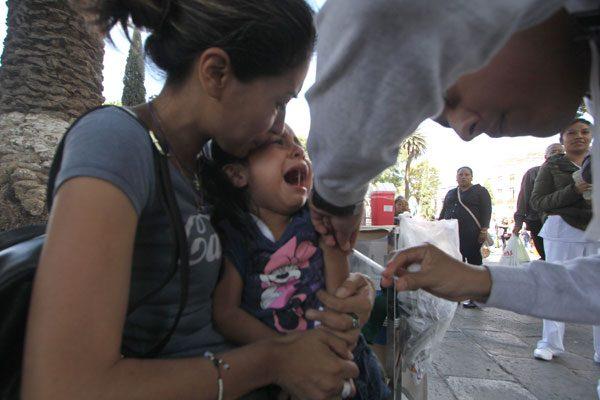 Importante la vacunación preventiva en niños y adolescentes