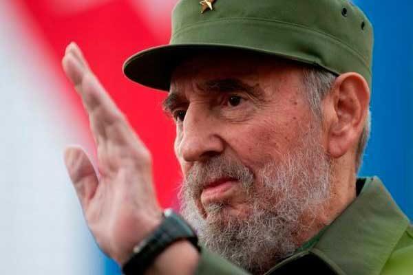 Muere el líder cubano Fidel Castro a los 90 años de edad
