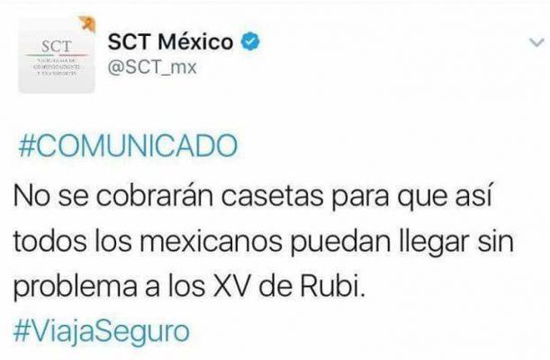 México: El basural que dejaron los asistentes a los 15 de Rubí