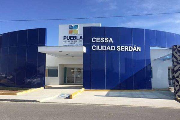 Padecen pobladores suspensión de servicio en centro de salud de Serdán