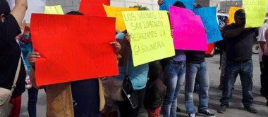 Irrumpen pobladores en evento de alcaldesa de Tehuacán