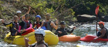Rafting en los ríos Filobobos y Alseseca | Descubriendo con Paco Noriega