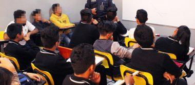 Busca SSPTM erradicar la violencia en planteles educativos