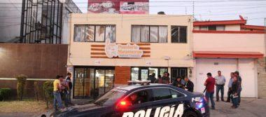 Hieren a mesero por oponerse a asalto en Pozolería Matamoros