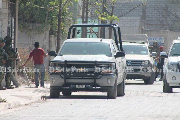 Enfrentamiento entre Marina y huachicoleros deja cinco muertos, en Puebla