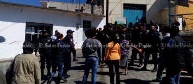 Se vive tensa calma en Ocotepec tras enfrentamiento entre policías y pobladores