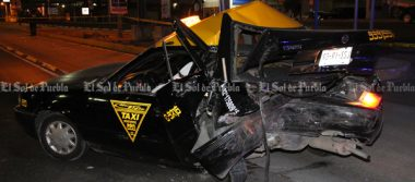 Vinculan a proceso a joven que mató a taxista en choque