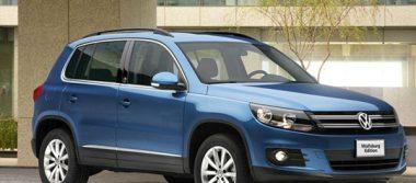 Presenta VW nuevo motor de 2 litros para la Tiguan 2018