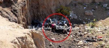 Descartan embarazo en mujer hallada embolsada en San Pablo Xochimehuacan