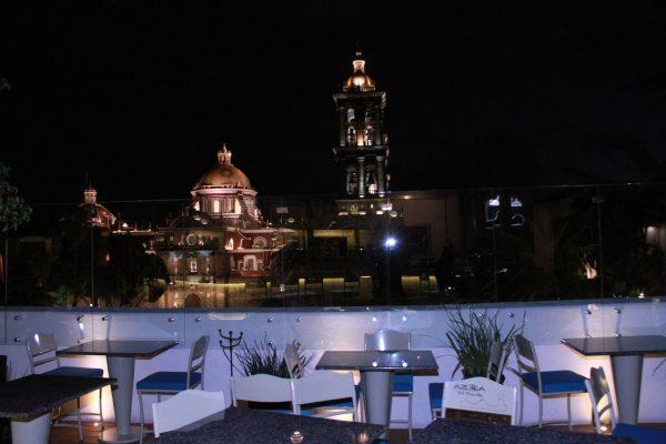 Azotea del Hotel Royalty