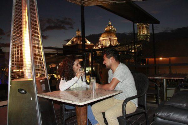 Nueve Terrazas Para Mirar La Puebla Colonial Y Moderna De