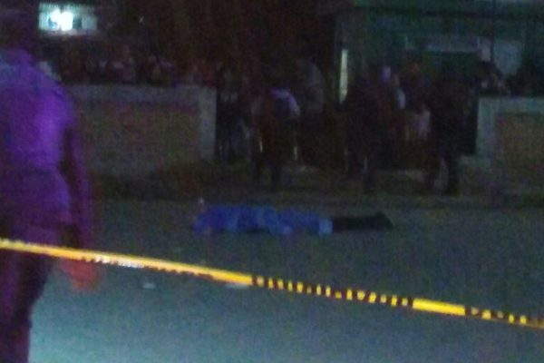Lo matan afuera del baile de feria de Santa Ana Xalmimilulco