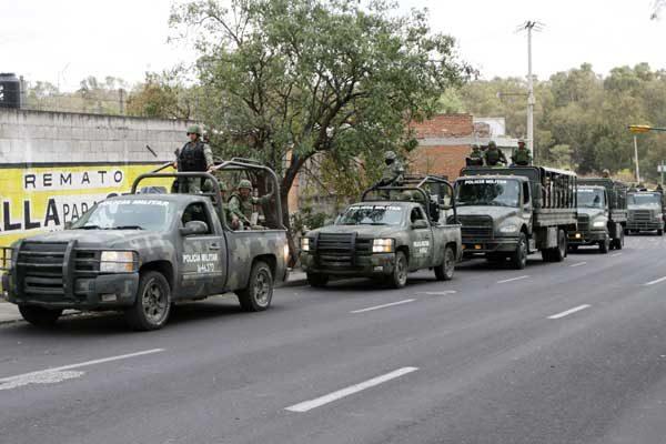 Resultado de imagen para Tecamachalco, ejército, huachicoleros