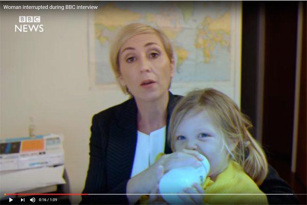 ¿Qué hubiera pasado si la entrevista de la BBC hubiera sido con una mujer?