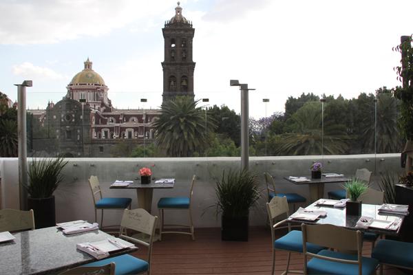 Nueve terrazas para mirar la Puebla colonia y moderna de una manera diferente