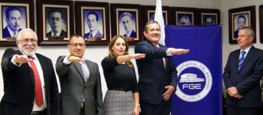 Congreso avala a Enrique Flota como Fiscal Anticorrupción