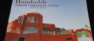 Humboldt, colonia centenaria