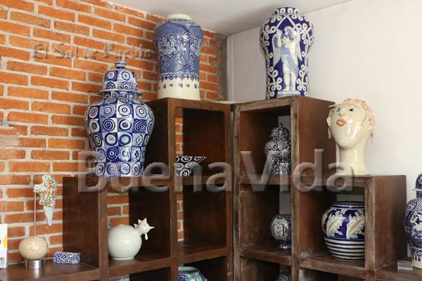 Talavera: tradición renovada