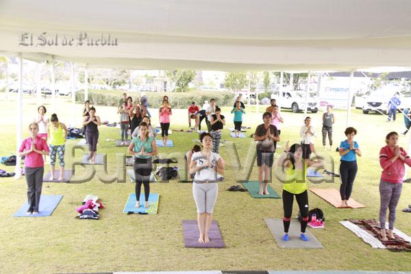 """Recreación y deporte en el """"BlissDay"""" en Lomas de Angelópolis"""