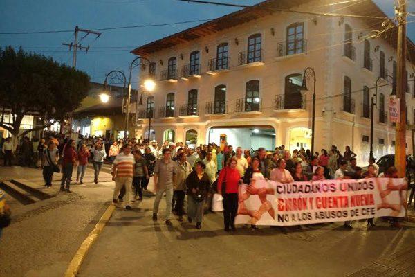 Sustituye SMELyF a Luz y Fuerza en municipios de la Sierra Norte