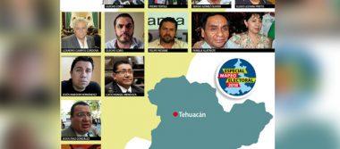 ¿Quién es quién en Tehuacán rumbo al 2018?