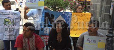 Buscarán ampararse contra Agua de Puebla para evitar cortes de suministro