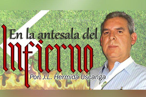 Aires de repunte | En la Antesala del Infierno