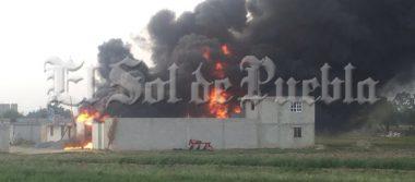 Explota almacén de hidrocarburo en San José Carpinteros