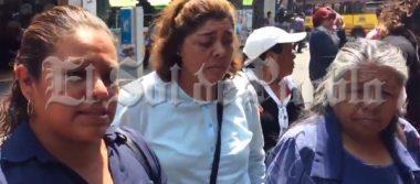 Mujeres denuncian agresión de la organización Doroteo Arango