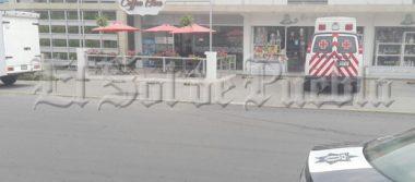 Roban en cafetería del presidente de la Coparmex en Texmelucan
