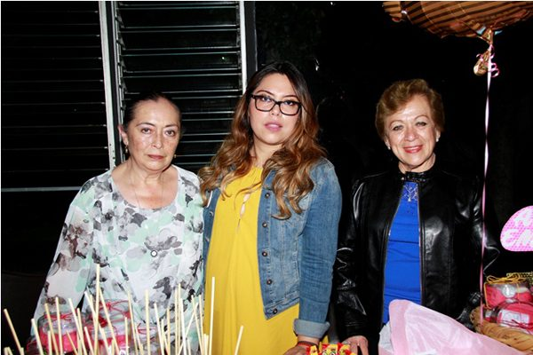 Fiesta de canastillas para Bianca