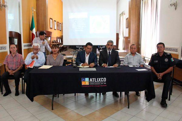 Realizan foro para revisión del Reglamento de Tránsito en Atlixco
