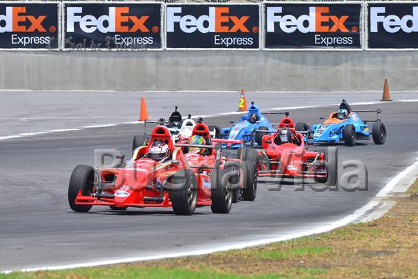 Fiesta motora en la #NASCARPue