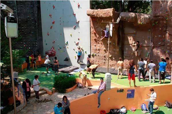Si te gusta la escalada… Rocódromo Fusión es la opción perfecta