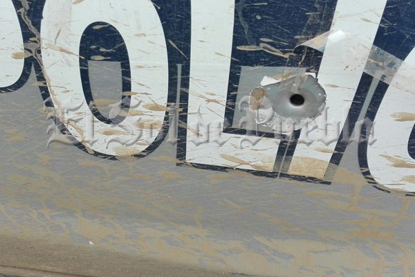 Policías de Tlahuapan son baleados por al menos 60 hombres armados