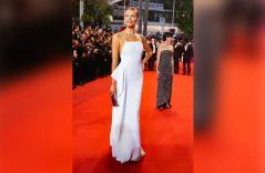 Así lucieron las celebridades en Cannes, volvieron a acaparar miradas