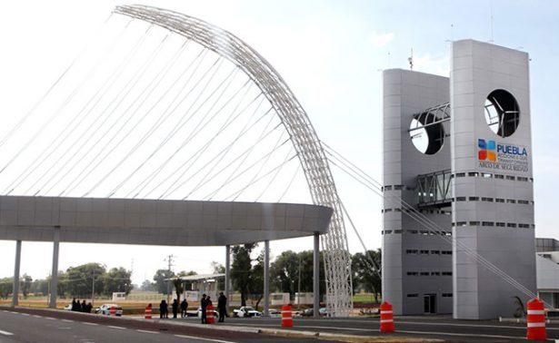 Inservibles los arcos de seguridad en Puebla