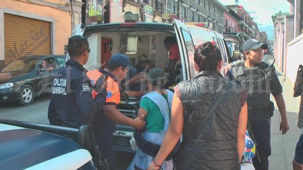 Asaltantes toman como rehén a niño para robar 11 mil pesos a cuentahabientes